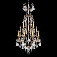 Antique Rock Crystal Chandelier Buy Renaissance Rock Crystal 9 Light Chandelier Finish Antique