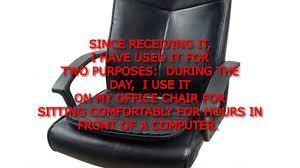 ergo21 liquicell original seat cushion review better than gel