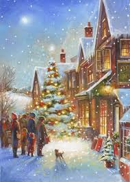 103 best holiday christmas images on pinterest christmas scenes