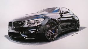 mclaren drawing bmw m4 drawing by darkoiker on deviantart