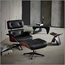 eames lounger and ottoman chair furniture eames loungeir replica