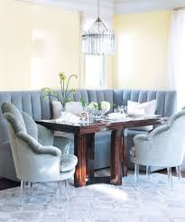 Banquette Dining Room Furniture 174 Best Cozy Banquette Dining Seating Images On Pinterest