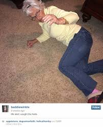 Meme French Grandmother - 86 year old is the baddest great grandmother on instagram bored panda