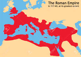 Map Of The Roman Empire Roman Empire Map Stock Photos U0026 Pictures Royalty Free Roman
