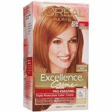 loreal hair color chart ginger l oreal excellence 8rb reddish blonde blondes dark strawberry
