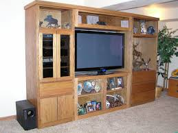 oak wall mounted tv cabinet with drawers and storage nytexas