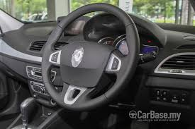 renault interior renault fluence mk1 facelift 2015 interior image in malaysia