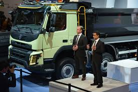 volvo commercial 2016 new volvo fmx truck launched autoevolution