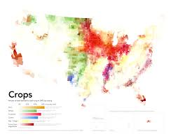 Eastern Half Of United States Map by 40 Maps That Explain Food In America Vox Com