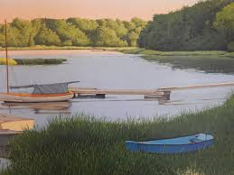 can you find and identify these paintings cape cod museum trail