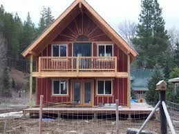 micro cabin kits small house kit or by micro cabin with loft diykidshouses com
