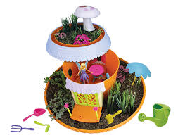 amazon com my fairy garden magical cottage playset amazon launchpad
