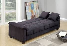 Sofa Sleeper With Storage Kylie Microfiber Sofa Bed With Storage
