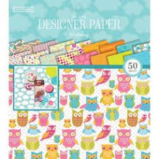 colorbok scrapbook mini office colorbok 12 designer paper pad colorful