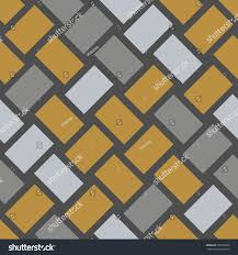 seamless pattern color seamless woven wicker stock vector