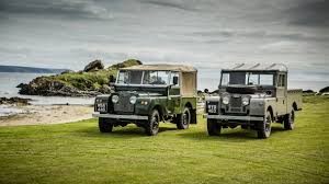 1975 land rover celebrate defender land rover