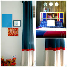 ralph lauren inspired diy nautical drapes