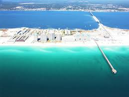 Navarre Beach Florida Map by Navarre Beach Florida