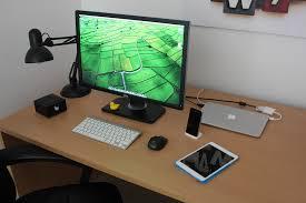 Desk Setup Desk Setup 2013 Desk Update Lots Of New Additions Bac U2026 Flickr