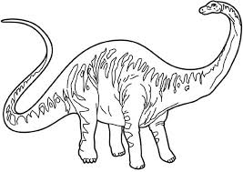 dinosaur drawings for coloring pencil drawing collection