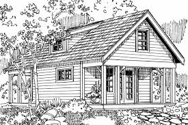 Cottage Designs by Cottage House Plans Guest Cottage 30 727 Associated Designs