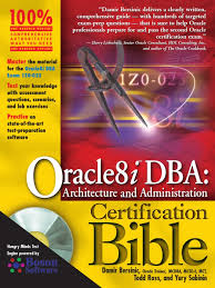 oracle8i dba bible oracle database databases