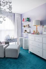 Light Turquoise Paint by 20 Gorgeous Nurseries With Purple Panache