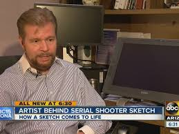 artist behind serial shooter sketch describes his process abc15
