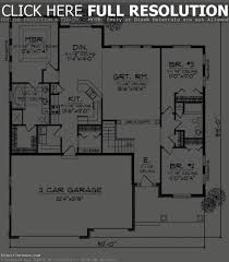 bungalow floor plans uk 3 bedroom bungalow house designs modern floor plan 3d 4 plans uk