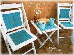Vintage Bistro Table And Chairs A Cute Little Bistro Set Hometalk