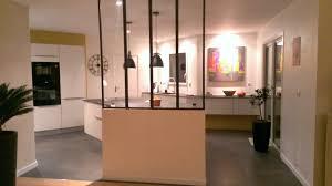 verriere entre cuisine et salon verriere entre cuisine et salon galerie et chambre verriere cuisine