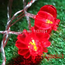 Curtain Christmas Lights Indoors Aliexpress Com Buy Fairy 3 3m 300 Red Lantern Bulbs Curtain