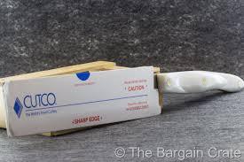 cutco usa 1728 petite chef knife kitchen cutlery new in box