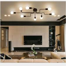 Livingroom Lamps Compare Prices On Living Room Ceiling Lamp Online Shopping Buy