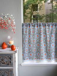 Blue Kitchen Curtains Kitchen Curtains Cafe Curtains Tiers Window Treatment Saffron