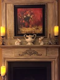 marvelous home fireplace mantel for easter furniture design