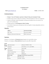 Example Or Resume by Resume How To Create A C V Example Or Resume Best Resume For It