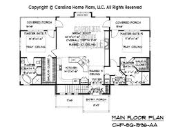 1600 Square Foot Floor Plans Small Craftsman Bungalow House Plan Chp Sg 1596 Aa Sq Ft