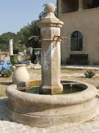fontaine en pierre naturelle bassins u0026 fontaines les matériaux anciens jean chabaud