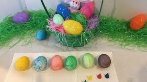 speckled easter eggs easter egg coloring diy rice speckled easter or bird eggs how