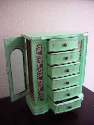 Whitewash Jewelry Armoire 80 Best Jewlery Armoires Images On Pinterest Jewelry Armoire