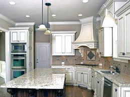 kitchens ideas with white cabinets white cabinets with white granite lilyjoaillerie co