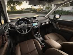 subaru svx interior 2017 subaru forester reviews and rating motor trend