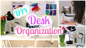 Diy Desk Decor Diy Desk Decor And Organization Ideas Back To School 2016