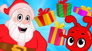 christmas cartoon for kids with morphle santa and the christmas