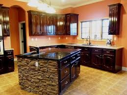 stacked stone kitchen island home on tim u0027s ford contact sandy poe