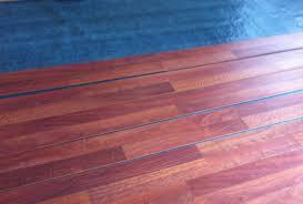 laminate flooring moisture barrier on wood subfloor