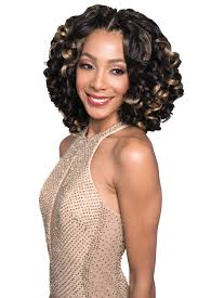 crochet weave with deep wave hairstyles for women over 50 bobbi boss forever nu body wave crochet braid 14 beauty depot o