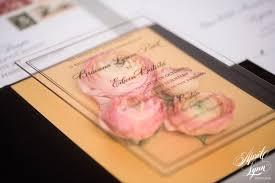 acrylic wedding invitations edwin s luxury acrylic wedding invitation suite april