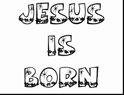 amazing merry christmas jesus coloring pages with merry christmas